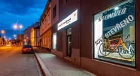Nové prodejní prostory v Hradci Králové