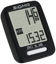 cyklopočítač SIGMA T.Line 5.16 drát