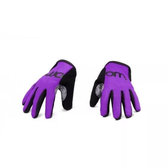 Dětské rukavice WOOM 6 purple