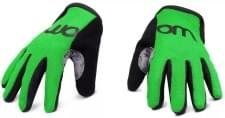 Dětské rukavice WOOM 5 green