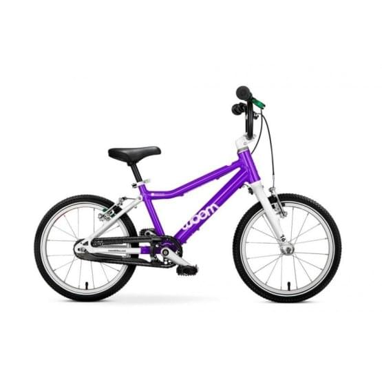 """Dětské kolo Woom 3 purple 16"""" 2021"""