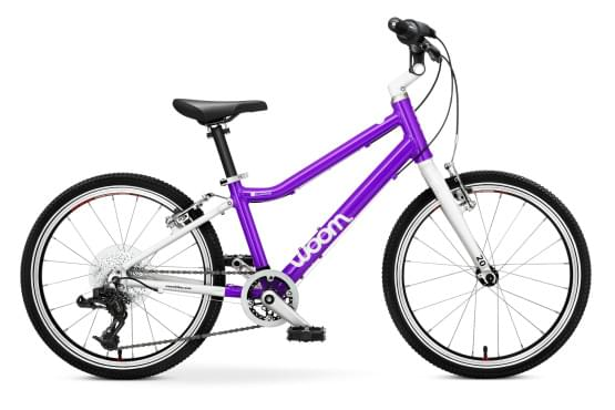 """Dětské kolo Woom 4 purple 20"""" 2021"""