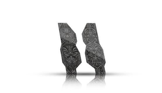 Fólie na vidlici Riesel: TAPE 3000 maori