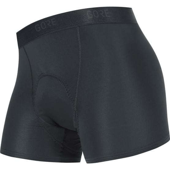 Gore spodní kalhoty dámské krátké s vložkou+ Black