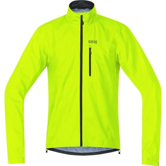 Gore bunda pánská C3 GTX Active Jacket Neon Yellow