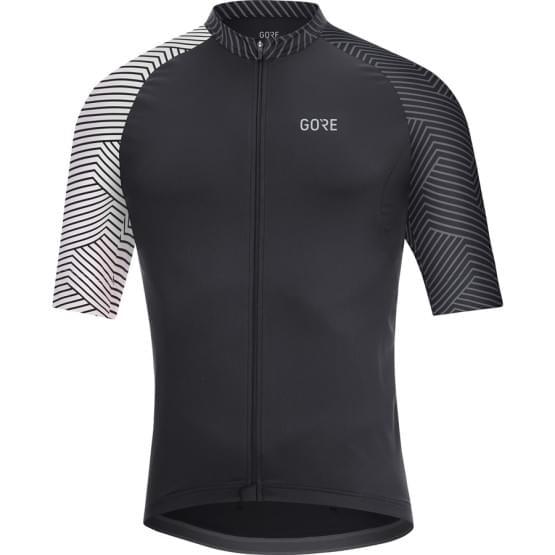 Gore dres pánský krátký rukáv C5 Optiline Black/Wht