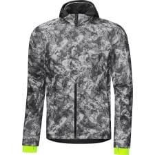 Gore bunda pánská C3 WS Urban Camo Jacket Terra Grey Camo
