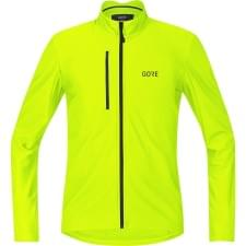 Gore dres dlouhý rukáv C3 Thermo Jersey Neon Yellow