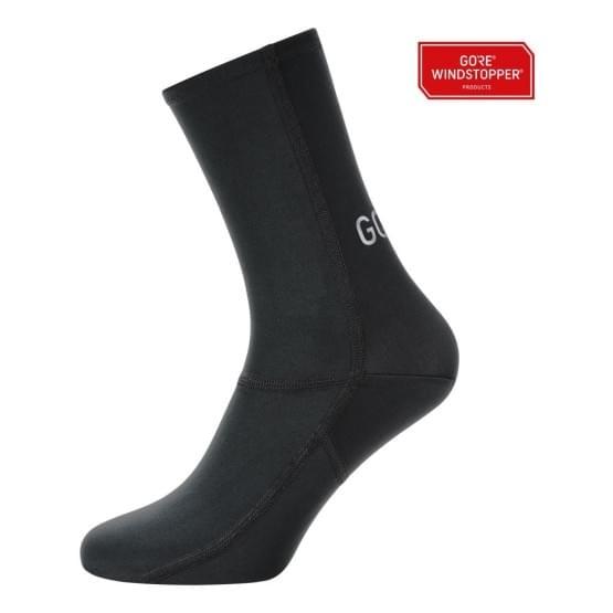 Gore ponožky C3 Partial WS Black