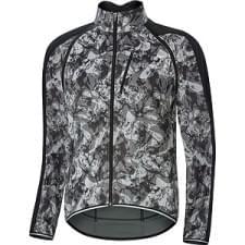 Gore bunda pánská C3 WS Phantom Zip-Off Camo Jacket Terra Grey
