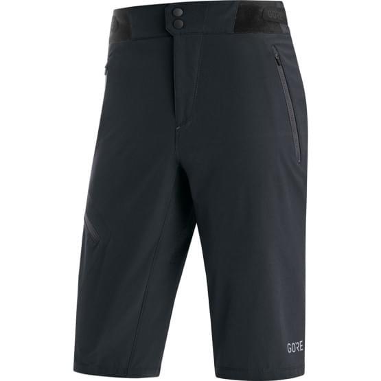 Gore šortky pánské C5 Black