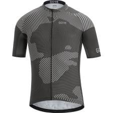 Gore dres pánský krátký rukáv C3 Combat Graphite Grey/Black