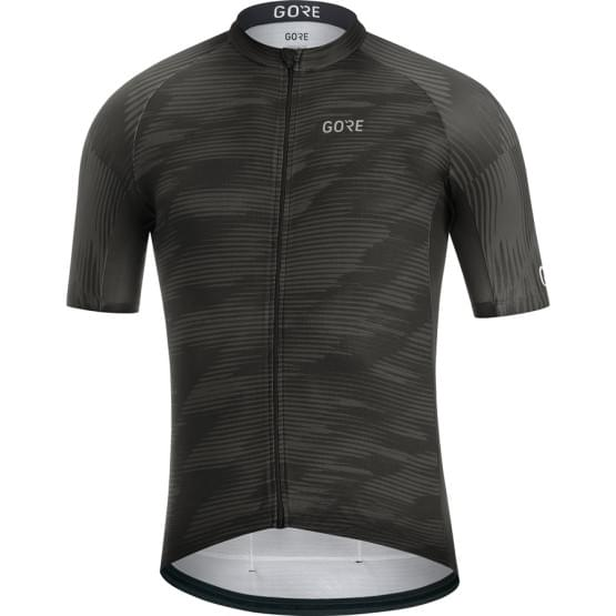Gore dres pánský krátký rukáv C3 Knit Design Black
