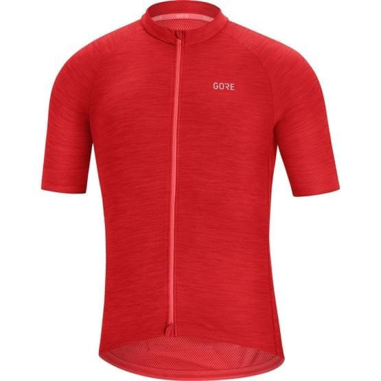 Gore dres pánský krátký rukáv C3 Red