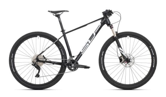 Horské kolo Superior XC 889 Matte Black/White 2021