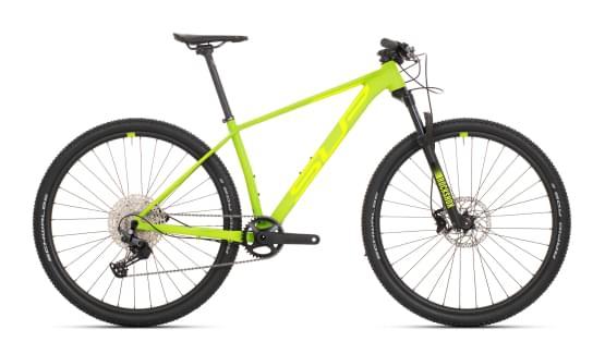 Horské kolo Superior XP 909 Matte Lime/Neon Yellow 2021