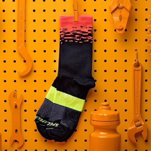 Ponožky Specialized SL TALL TORCH RIO 2017 TORCH