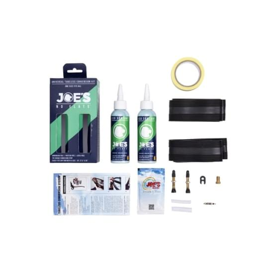 Joes univerzální Tubeless tmel konverzní kit Eco Sealant