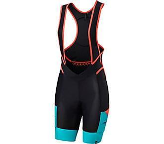 Kraťasy Specialized dámské laclové Women's Mountain Liner Bib Shorts SWAT Light Turquoise vel. M