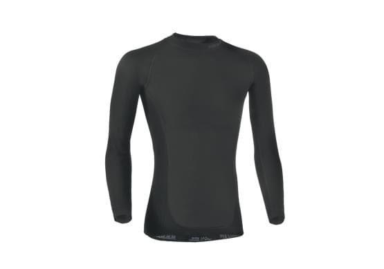 Spodní triko Specialized dlouhý rukáv pánské Saemless Wind Protection Blk