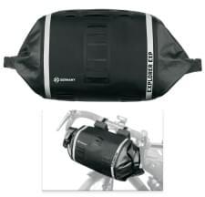 Taška na řidítka SKS Explorer EXP. černá, 9l, ca. 390g