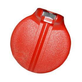 Centrklíč plast červený 3,25mm