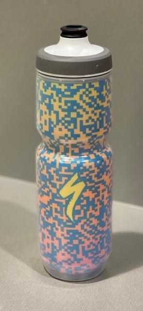 Láhev 0.65L Specialized Purist Insulated Chromatek Watergate Digi