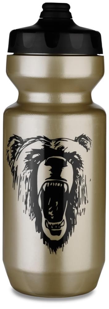 Láhev 0.65L Specialized PURIST FIXY GOLD/BLK CALIFORNIA BEAR