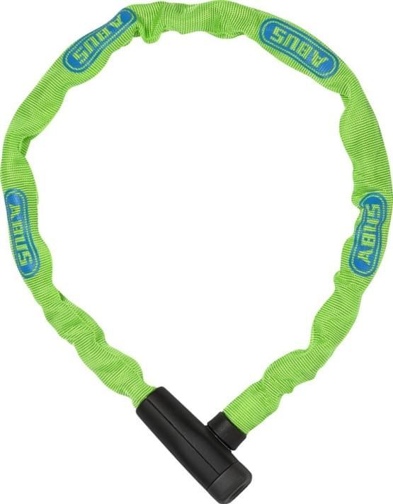 Zámek Abus 5805K/75 řetězový klíč Lime