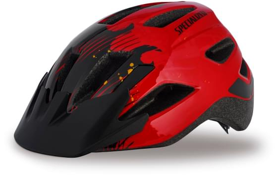 Helma Specialized SHUFFLE CHILD RED/BLK FLAMES
