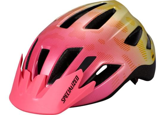 Helma Specialized Shuffle led MIPS 2020 Yel/Acdpink Terrain Yth