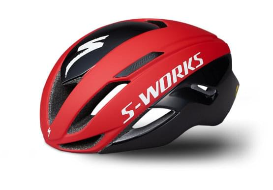 Helma Specialized S-works Evade II Angi Mips Team Red/Blk