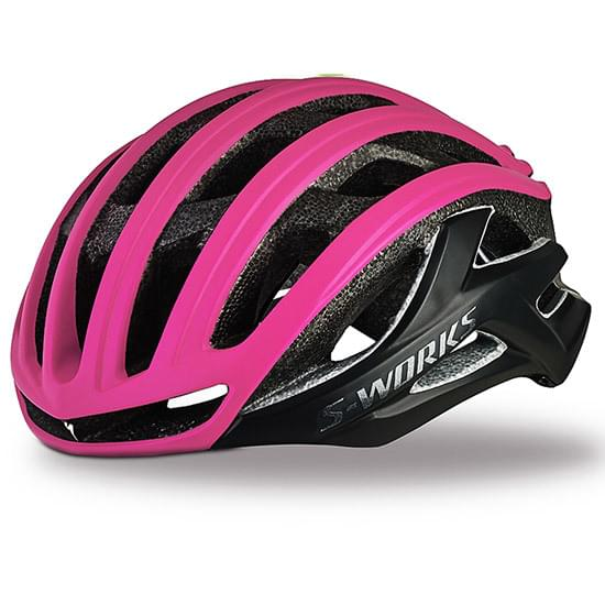 Helma Specialized S-Works PREVAIL II WMN 2017 HIGH VIS PINK 59-63cm