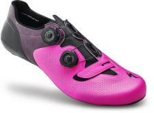 Cyklistické tretry Specialized  S-Works 6 ROAD 2017 neon pink