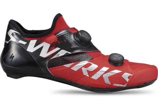 Cyklistické tretry Specialized S-works Ares Rd Red