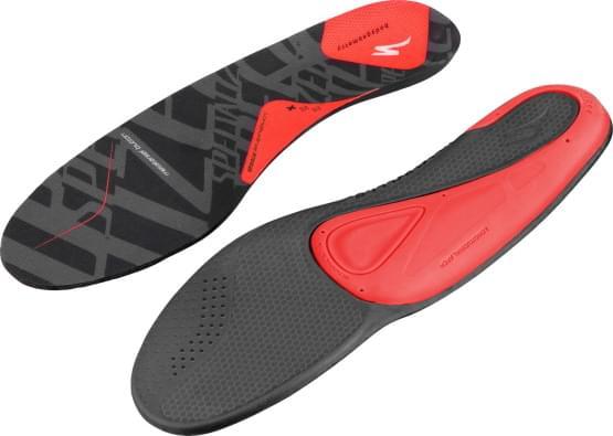 Vložky do treter Specialized BG SL Footbeds + RED