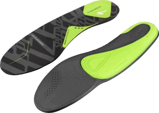Vložky do treter Specialized BG SL Footbeds +++ GRN