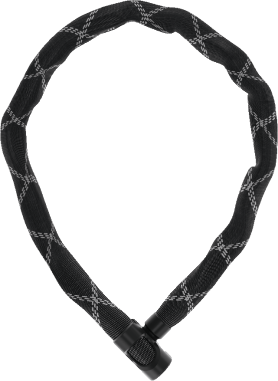 Zámek Abus 6210/110 IvyTex BK klíč