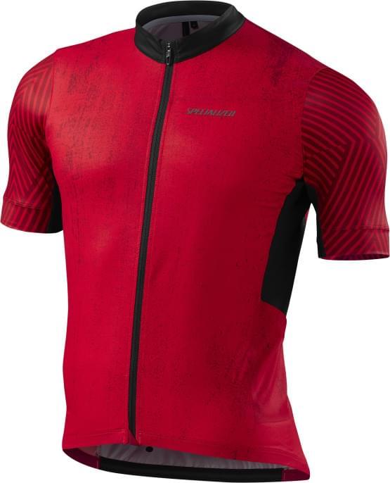 Dres Specialized krátký rukáv pánský RBX PRO CONCRETE RED