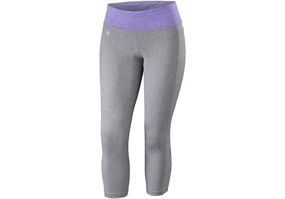 Kalhoty Specialized 3/4 W.PAS SHASTA CYCLING 16 LTGRY/LTN