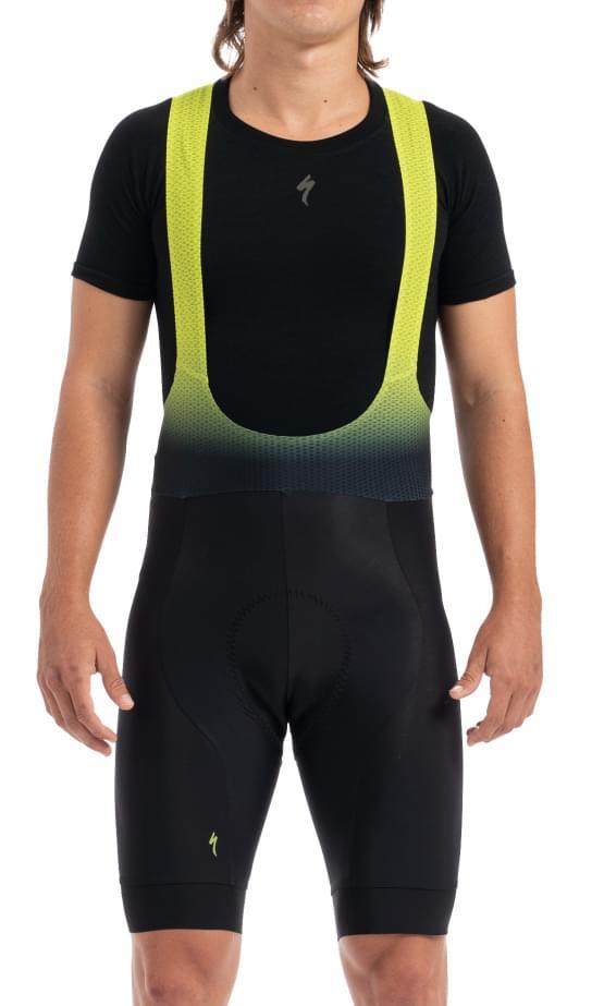 Kalhoty Specialized pánské krátké laclové SL BIB HyperViz