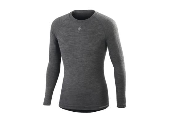 Spodní triko Specialized dlouhý rukáv pánské Merino