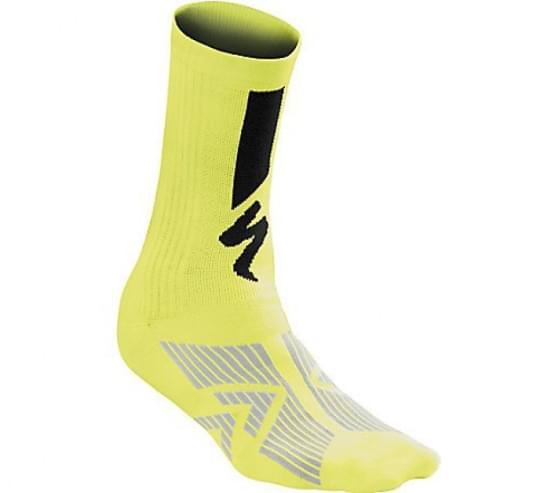 Ponožky Specialized WINTER SL ELITE 15/16 FLUO YEL