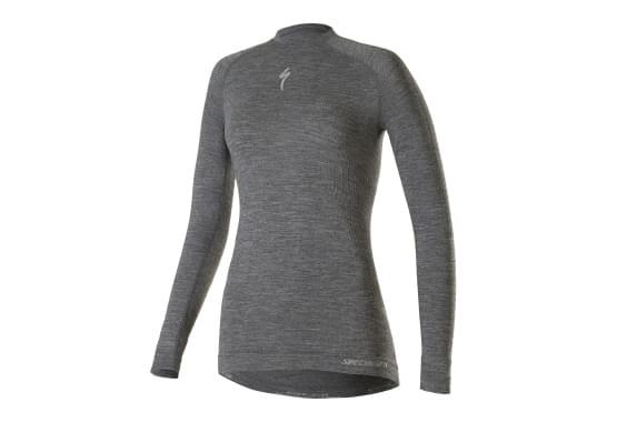 Dámské funkční triko Specialized Women's Seamless Underwear LS - grey