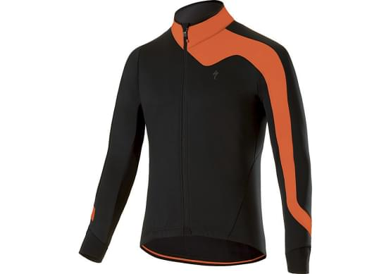 Bunda Specialized JACKET ELEMENT RBX COMP JACKET BLACK/NEON ORANGE