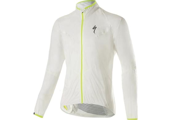 Bunda Specialized DEFLECT COMP JACKET WHITE
