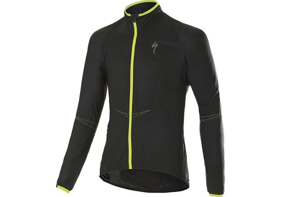 Bunda Specialized JACKET DEFLECT COMP JACKET BLACK