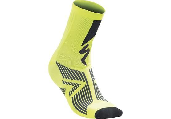 Ponožky Specialized WINTER SL ELITE 2016/17 NEON YEL/BLK