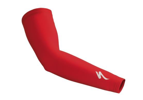 Návleky na ruce Specialized S-LOGO RED/WHITE