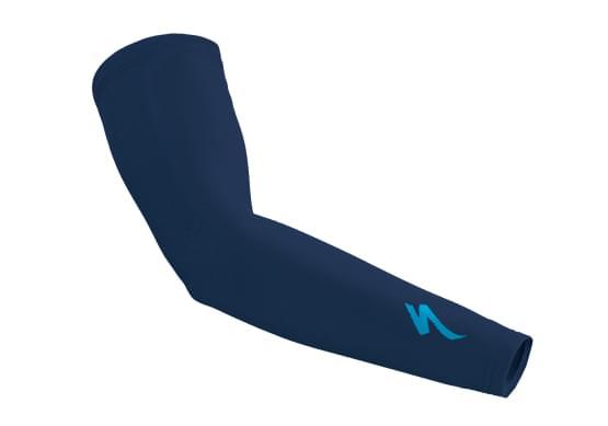 Návleky na ruce Specialized S-LOGO BLUE/NEON BLUE